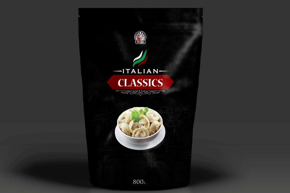 Пельмени «Итальянская Классика»