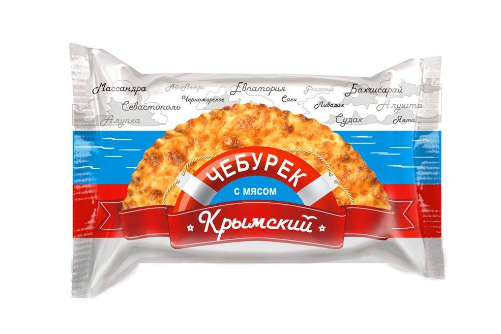 Чебурек с мясом «Крымский»