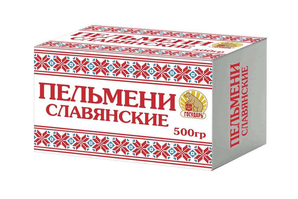 Пельмени «Славянские»