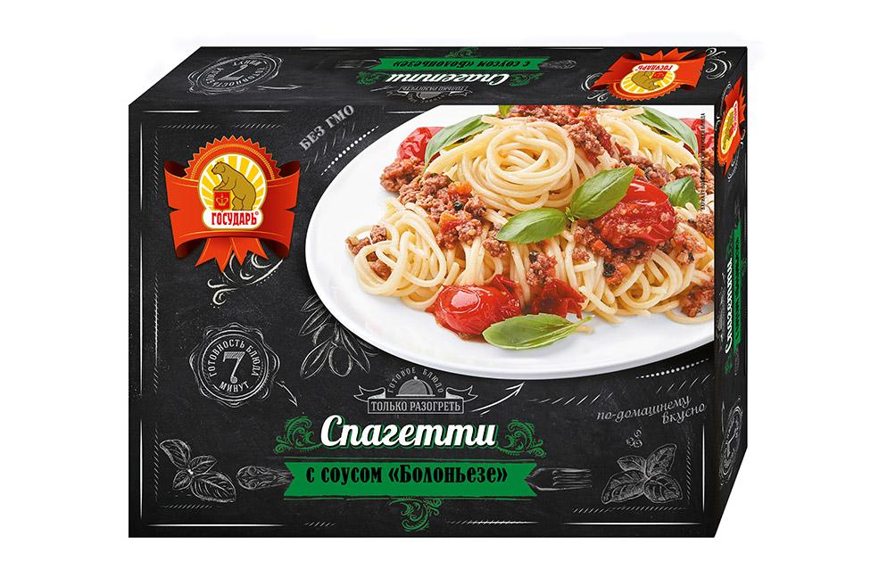 Спагетти с соусом «Болоньезе»